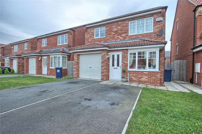 3 Bedrooms House for sale in Falmouth Close, Redcar