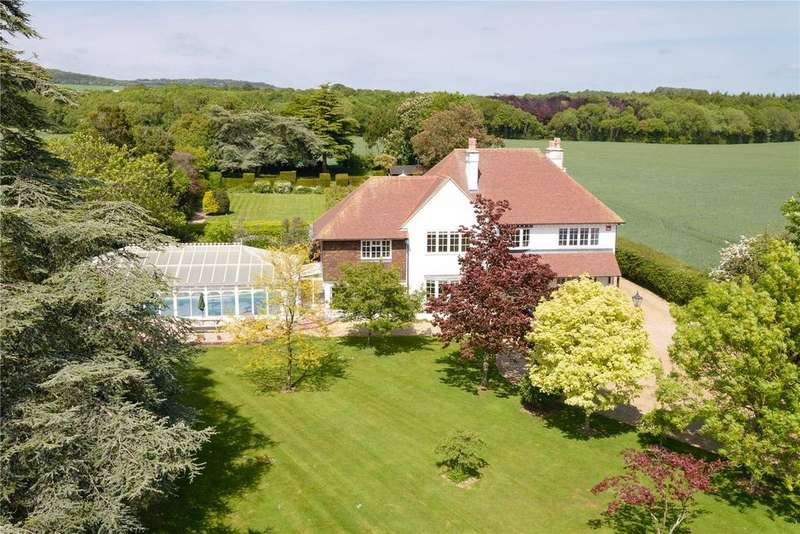 5 Bedrooms Detached House for sale in West Ashling, Chichester, West Sussex