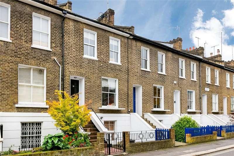 3 Bedrooms Flat for sale in Vernon Street, West Kensington, London