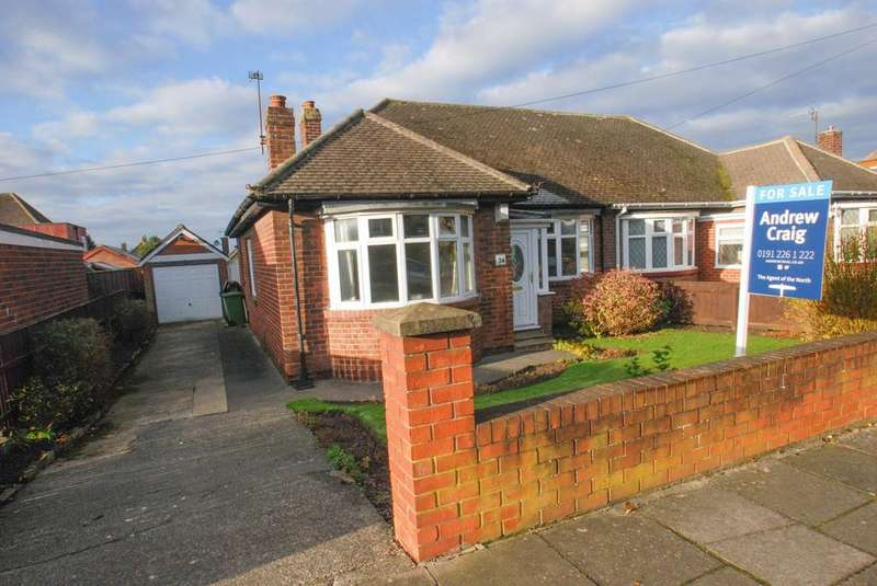 3 Bedrooms Bungalow for sale in Mill Grove, South Shields