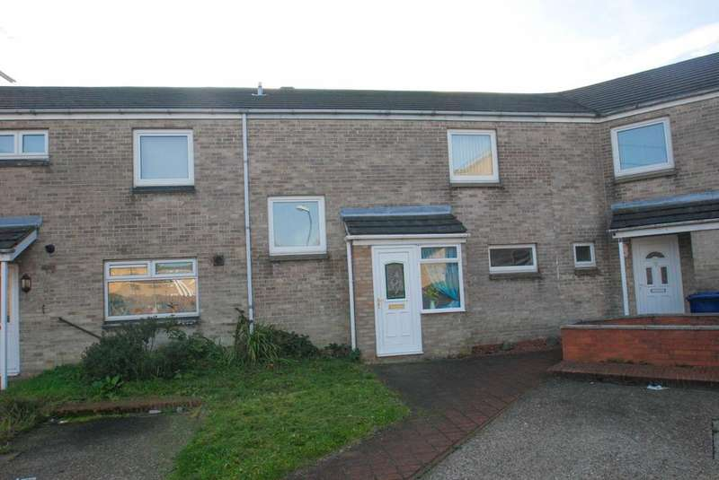 3 Bedrooms Terraced House for sale in Edendale Court, South Shields