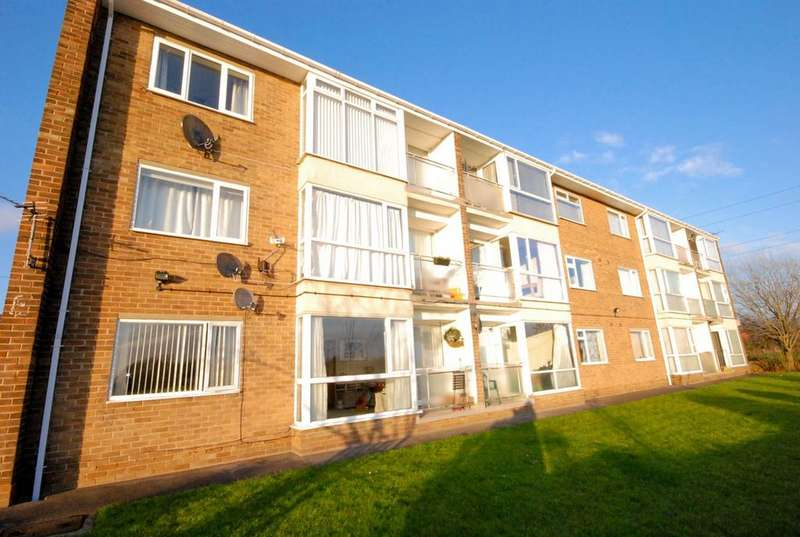 2 Bedrooms Flat for sale in Ridge Court, Hazelrigg