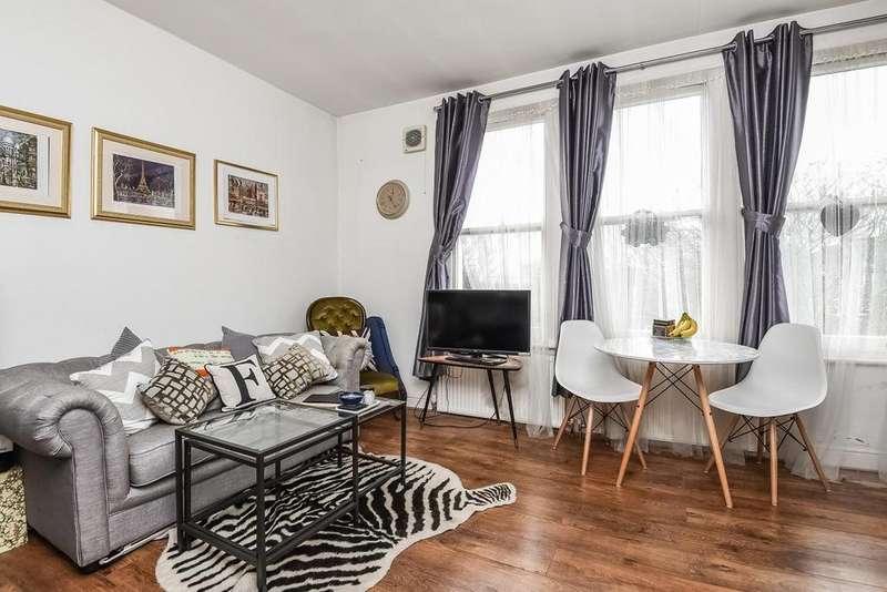 1 Bedroom Flat for sale in Jeffreys Road, Clapham, SW4