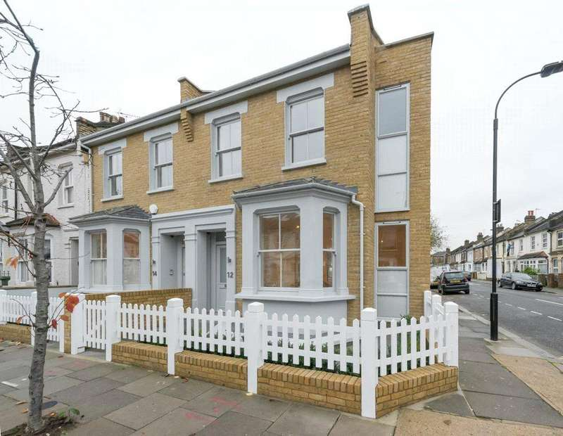 5 Bedrooms End Of Terrace House for sale in Letchford Gardens, London, NW10