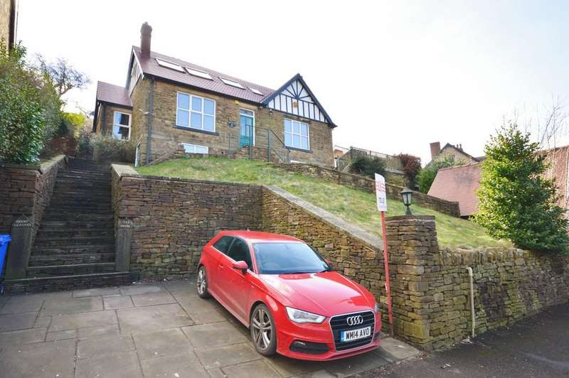 5 Bedrooms Detached House for rent in Prospect Road, Totley Rise
