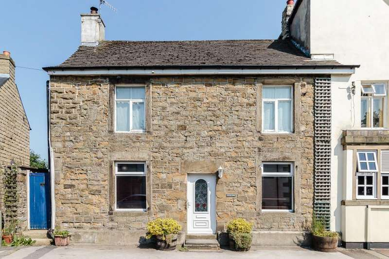 2 Bedrooms Cottage House for sale in Edale Road, Hope, Hope Valley