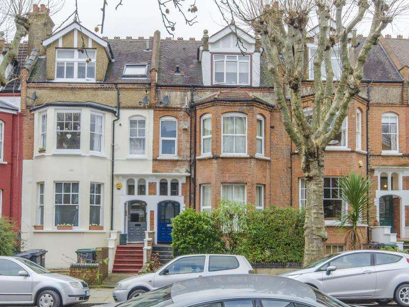 5 Bedrooms Terraced House for sale in Park Avenue North, N8