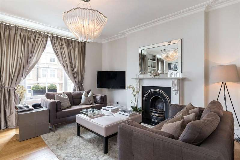 2 Bedrooms Flat for sale in Lexham Gardens, Kensington, London