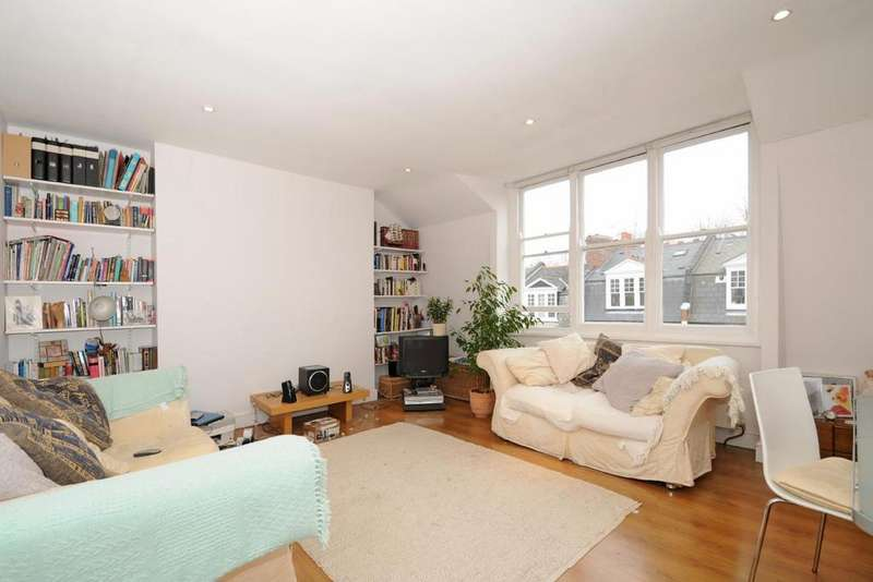 1 Bedroom Flat for sale in Milton Avenue, Highgate, N6
