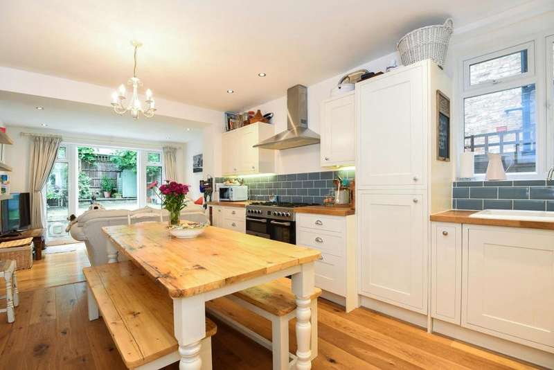 2 Bedrooms Flat for sale in Milton Park, Highgate, N6