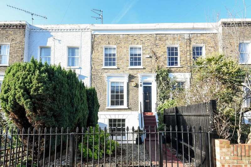 3 Bedrooms Terraced House for sale in Ufton Road, Islington, N1