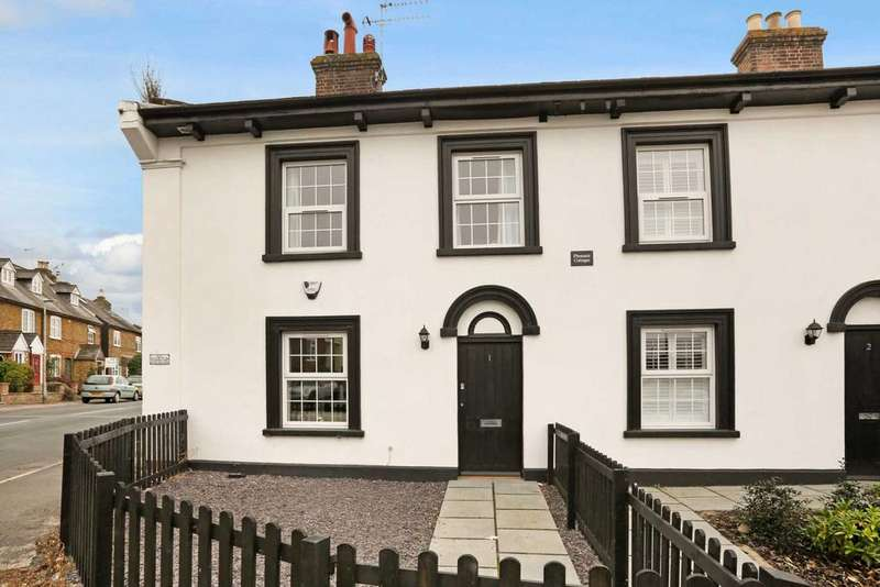 2 Bedrooms Semi Detached House for sale in Pheasant Cottages, Tring