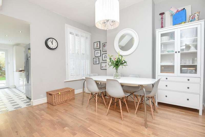 3 Bedrooms Terraced House for sale in Greyswood Street, Furzedown, SW16