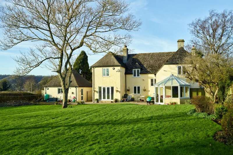 5 Bedrooms Detached House for sale in Upper Cam