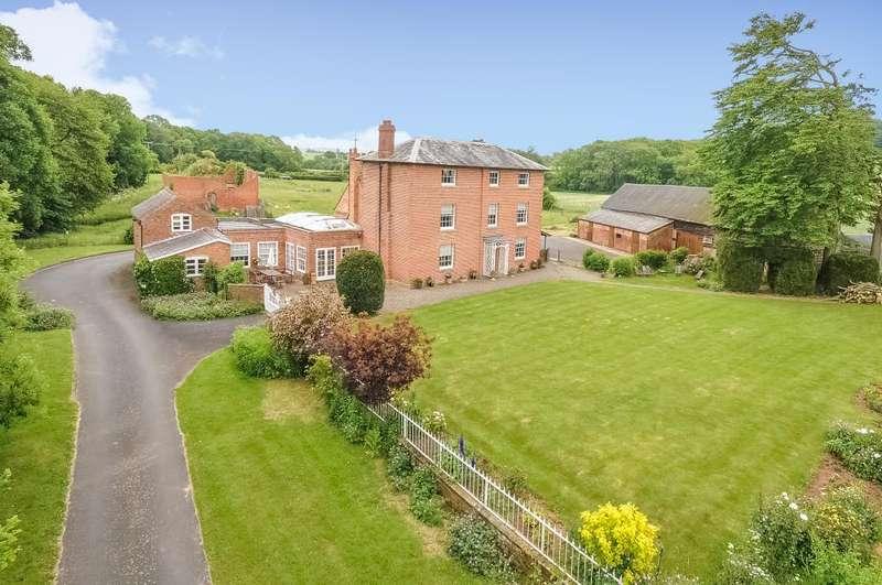 7 Bedrooms Detached House for sale in Bockleton Road, Oldwood, Tenbury Wells, Worcestershire, WR15