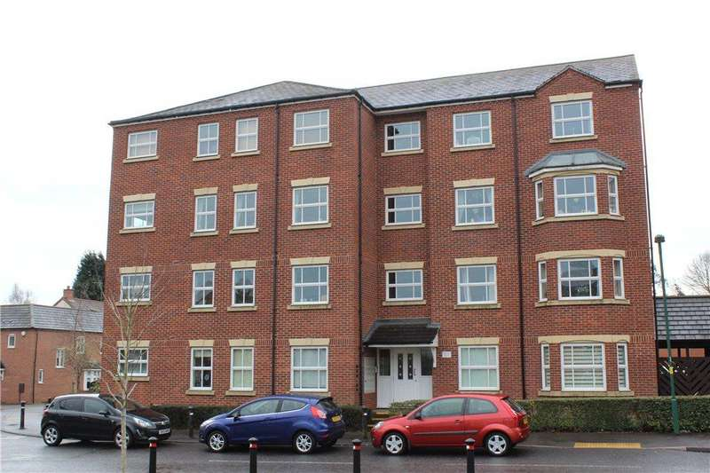 2 Bedrooms Apartment Flat for sale in Wharf Lane, Solihull, West Midlands, B91