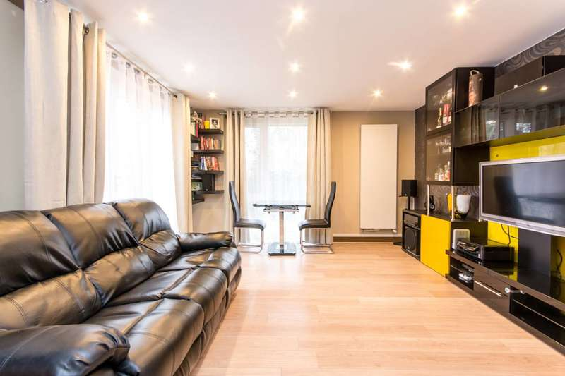 1 Bedroom Flat for sale in Cipher Court, Gladstone Park, NW2