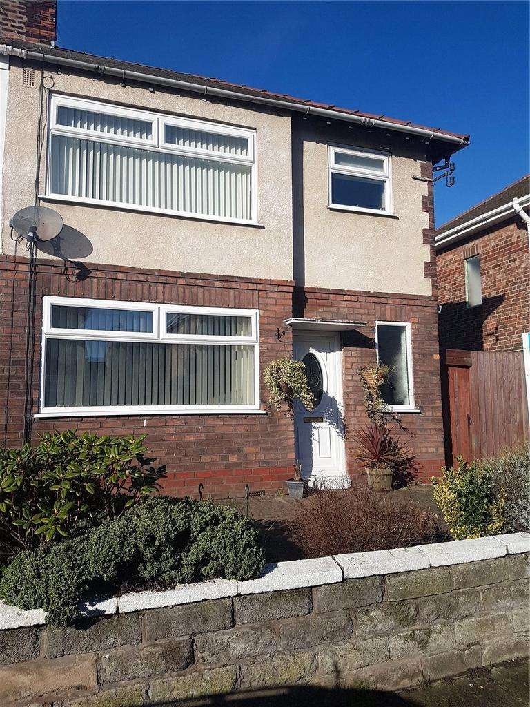 3 Bedrooms Semi Detached House for sale in Carr Road, Bootle, L20