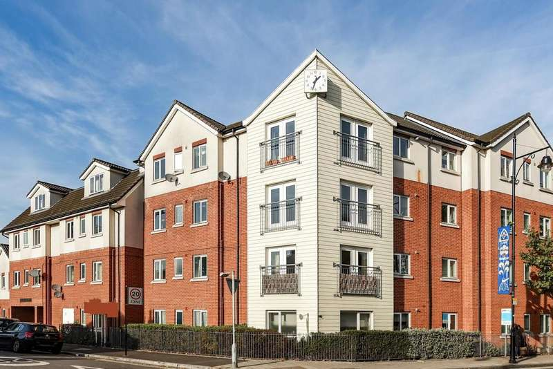 1 Bedroom Flat for sale in Symons Close, Nunhead, SE15