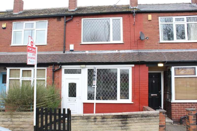 2 Bedrooms House for sale in Hartley Crescent, Leeds, LS6