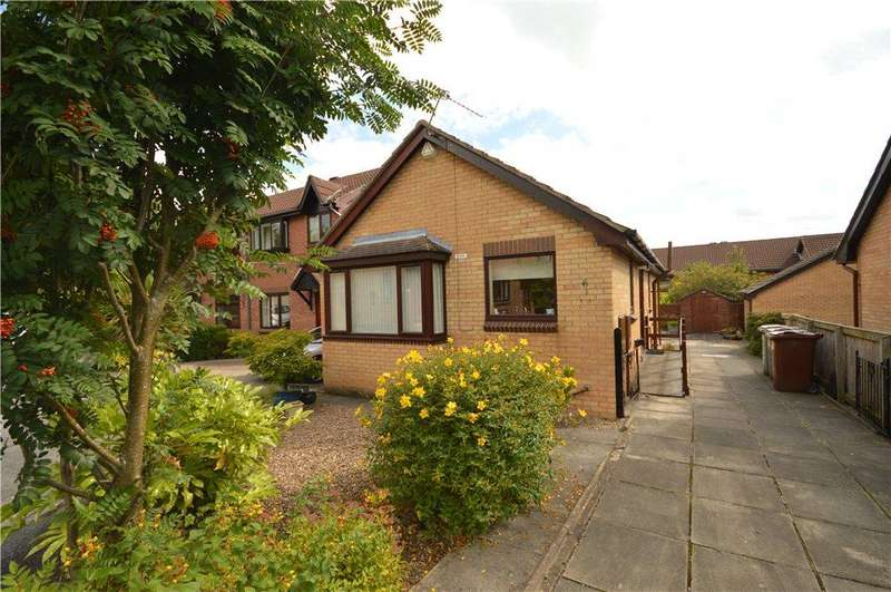 2 Bedrooms Detached Bungalow for sale in Bransdale Close, Guiseley, Leeds, West Yorkshire