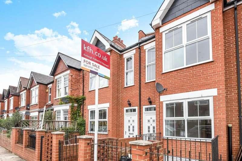 3 Bedrooms Terraced House for sale in Moyser Road, Furzedown, SW16