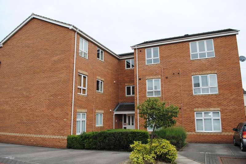 2 Bedrooms Apartment Flat for sale in Farrier Way, Robin Hood, Wakefield, West Yorkshire
