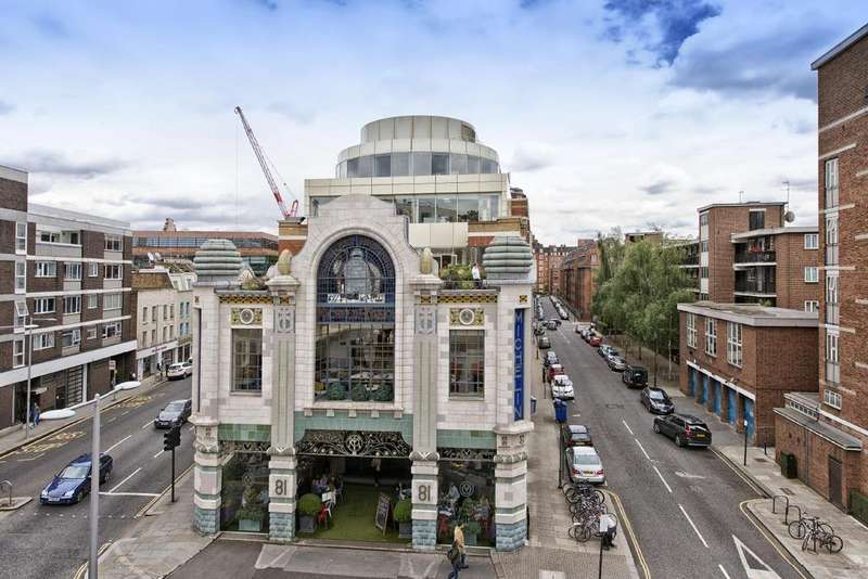 3 Bedrooms Flat for sale in Pelham Street, South Kensington, SW7