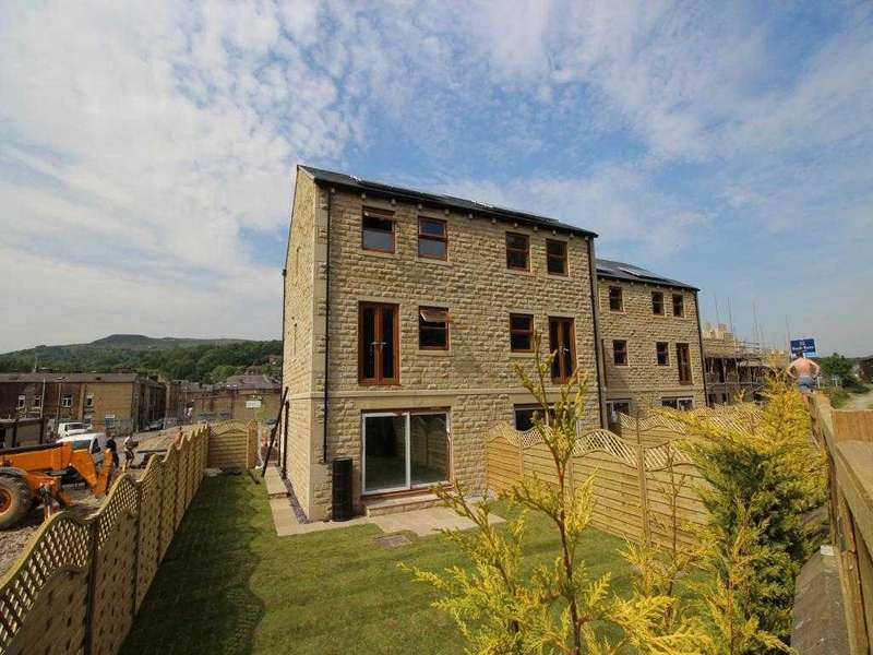 4 Bedrooms Semi Detached House for sale in Mill Bank Close, Derdale Street, Todmorden