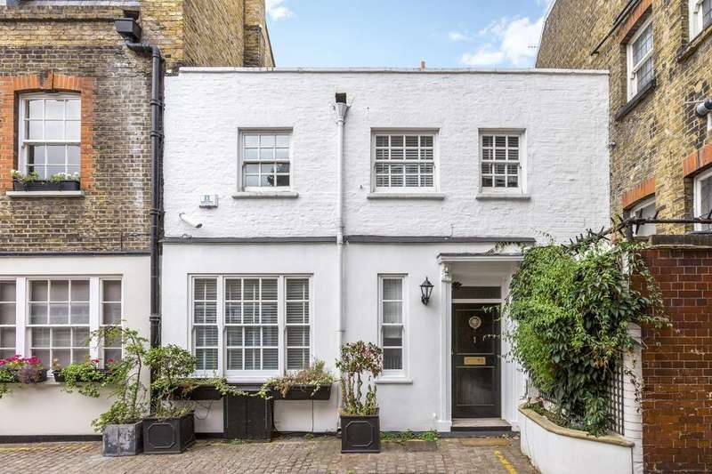 2 Bedrooms House for sale in Devonshire Close, London, W1G