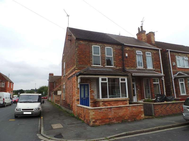 3 Bedrooms Semi Detached House for sale in Campbell Street, Gainsborough
