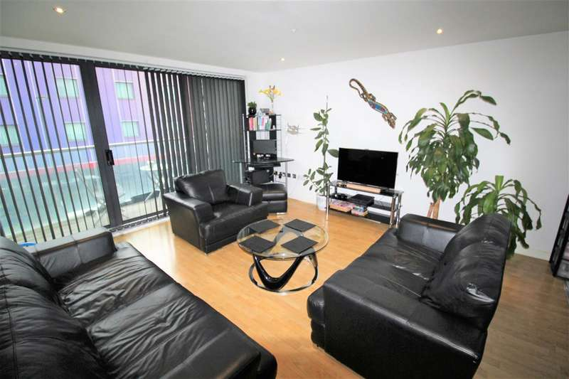 2 Bedrooms Apartment Flat for sale in Ipswich Waterfront - Neptune Marina