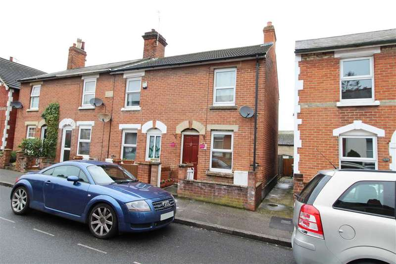 2 Bedrooms End Of Terrace House for sale in Kendall Road, New Town, Colchester