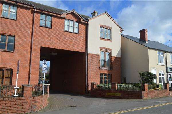 1 Bedroom Apartment Flat for sale in Badgers Court, 94 Hednesford Road, Cannock