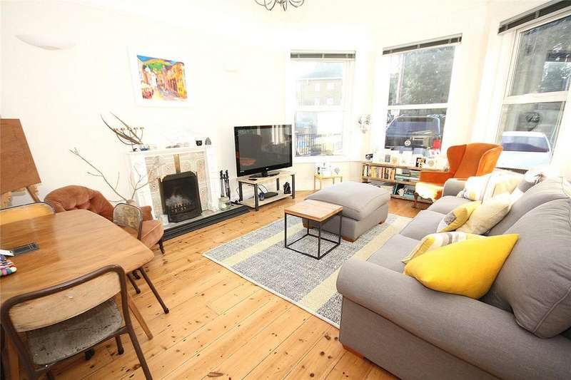 2 Bedrooms Flat for sale in Alumhurst Road, Alum Chine, Bournemouth, Dorset, BH4