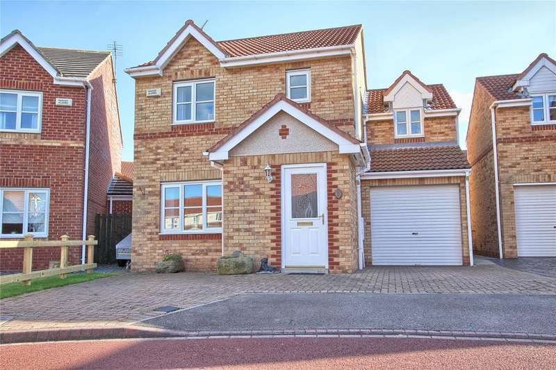 3 Bedrooms Detached House for sale in Magnolia Court, Redcar