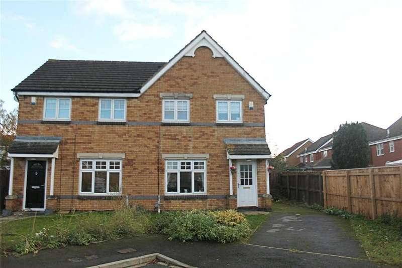 3 Bedrooms Semi Detached House for sale in Linshiels Grove, Ingleby Barwick