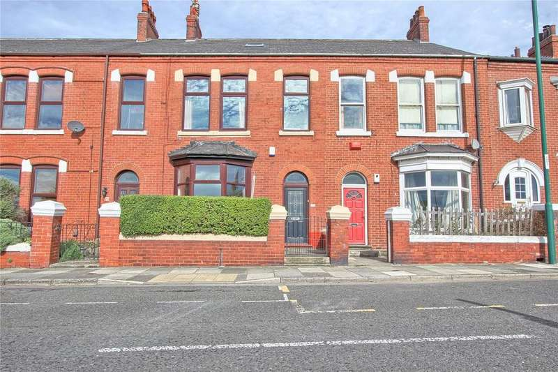 5 Bedrooms Terraced House for sale in Coatham Road, Redcar