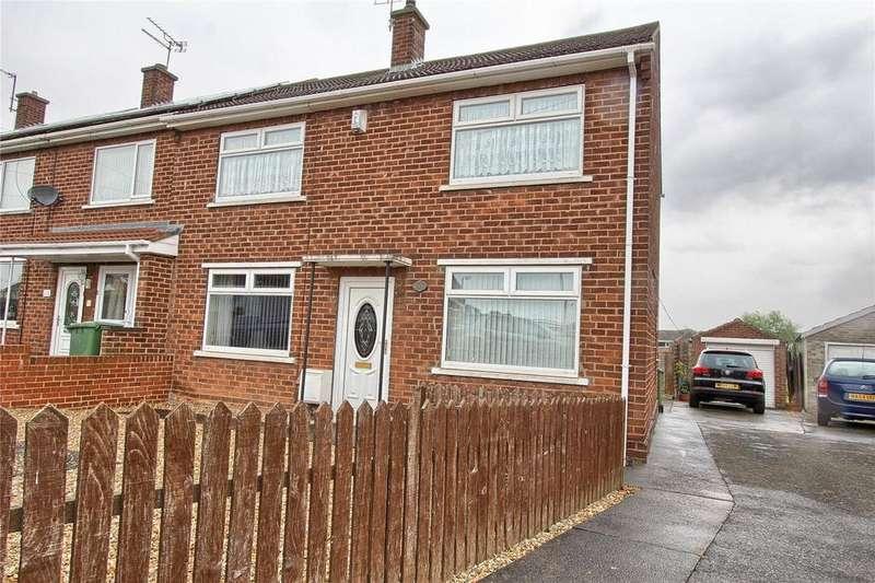 3 Bedrooms End Of Terrace House for sale in Braemar Road, Billingham