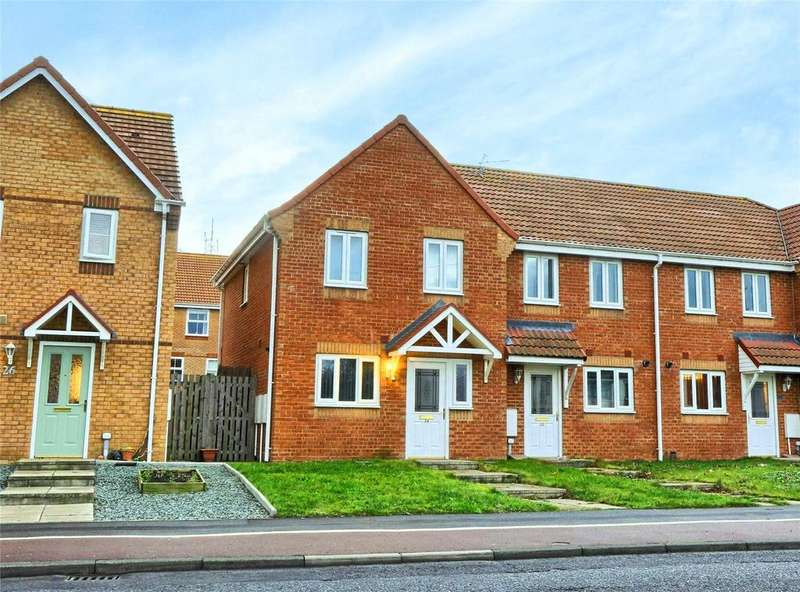 3 Bedrooms End Of Terrace House for sale in Millbank Lane, Thornaby