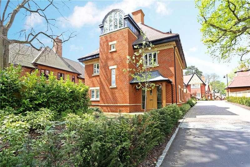 4 Bedrooms Detached House for sale in Furlong Drive, Ascot, Berkshire, SL5