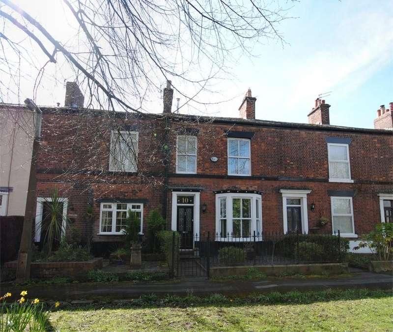 3 Bedrooms Terraced House for sale in Lostock Road, Poynton