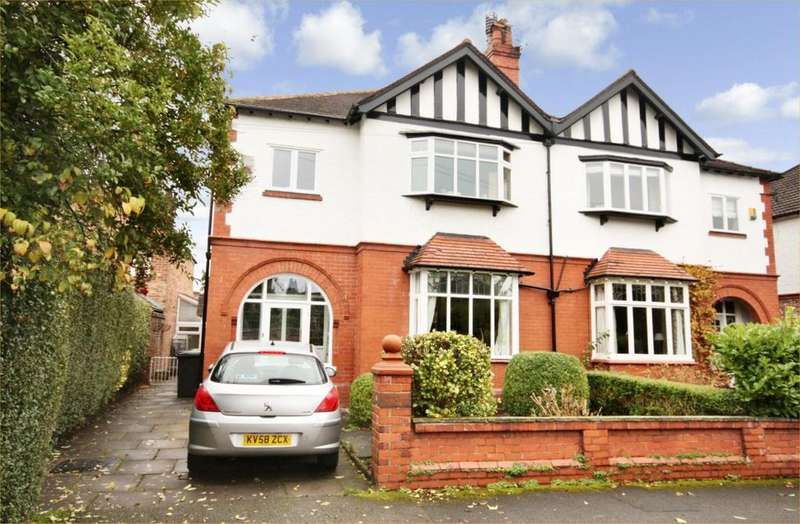 4 Bedrooms Semi Detached House for sale in Fulshaw Avenue, Wilmslow