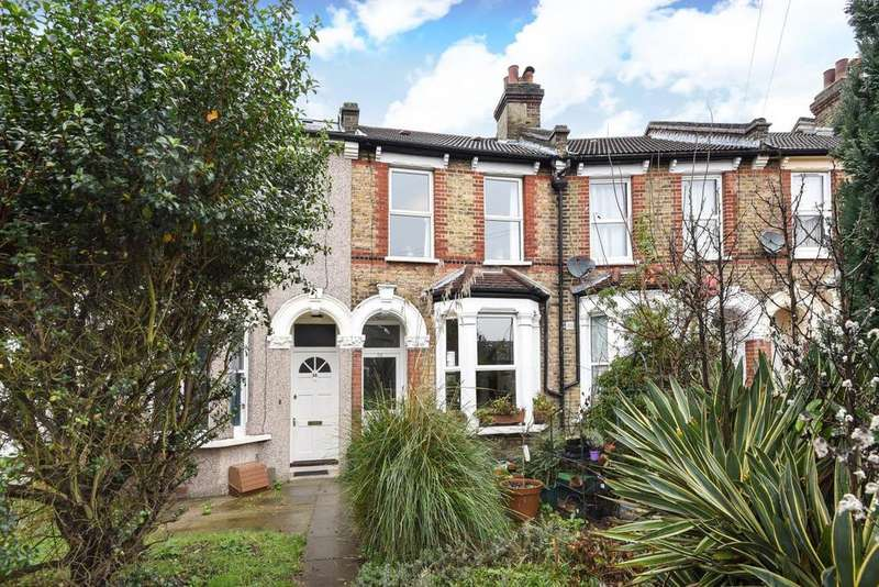 3 Bedrooms Terraced House for sale in Barmeston Road, Catford, SE6