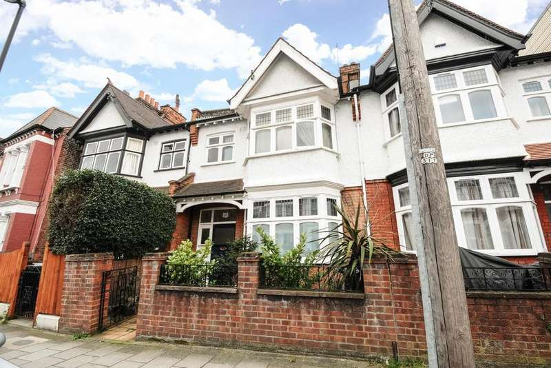 2 Bedrooms Flat for sale in Voltaire Road, Clapham Common, SW4