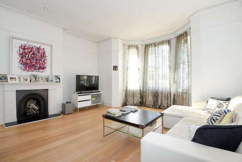 3 Bedrooms Flat for sale in Lancaster Grove, Belsize Park, NW3
