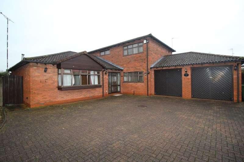 3 Bedrooms Detached House for sale in Linden Lea, Bedworth, CV12