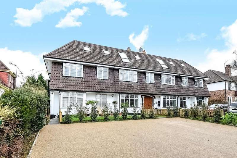 3 Bedrooms Flat for sale in Westgate Road, Beckenham, BR3