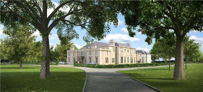 3 Bedrooms Flat for sale in Larbert House Country Estate, Stirlingshire, FK5