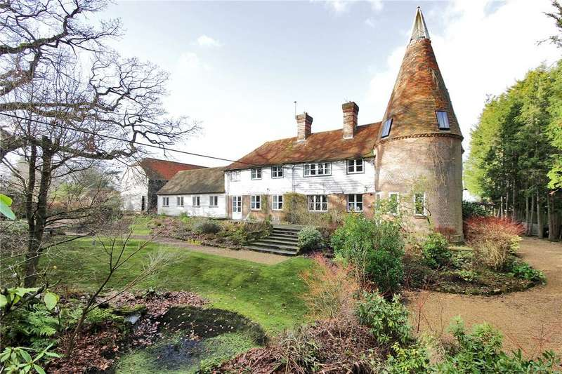 6 Bedrooms Detached House for sale in Dale Hill, Ticehurst, Nr Wadhurst, East Sussex, TN5